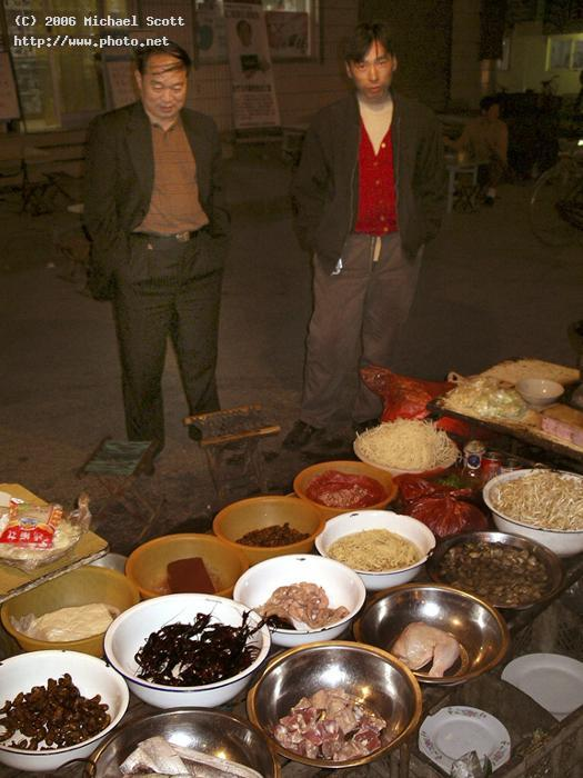 street vendor in jinan china a certain amount of p scott michael
