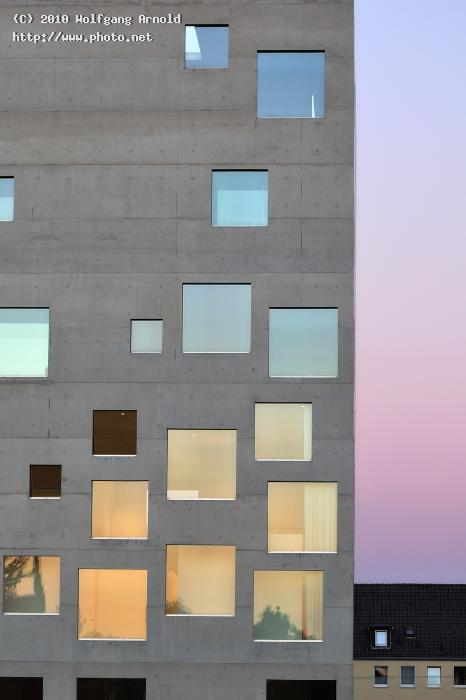 sunset reflected architecture seeking critique arnold wolfgang
