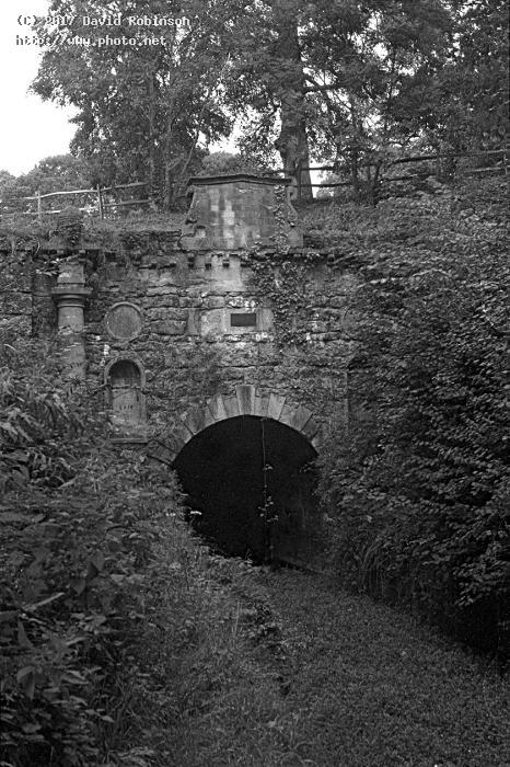 thames severn canal sapperton tunnel fedl i russian mm film pan this is the coates eastern portal to yd sapper robinson david