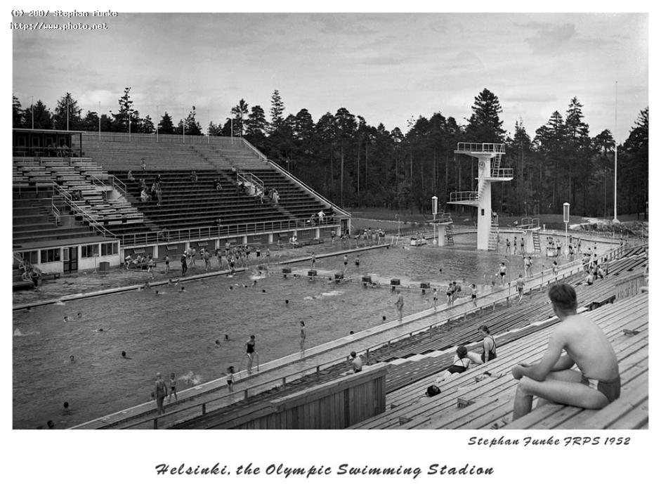 the olympic swimming stadion funke stephan