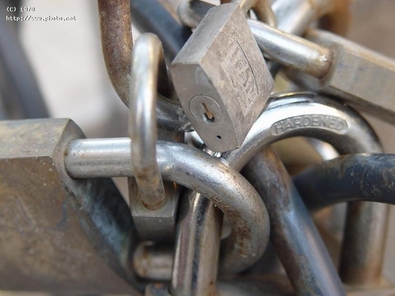 the small one is key padlocks seeking critique vazquez efren