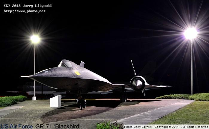 the sr at night in color nw florida military usa usaf armament mu litynski jerry