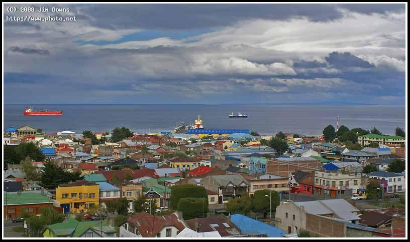 the straits of magellan at punta arenas chile sony alpha dslr a f pun downs jim