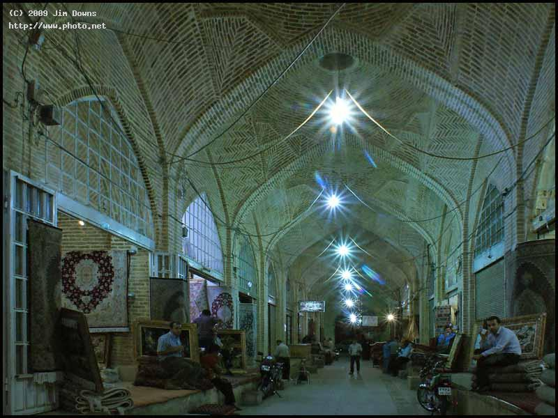 the vaulted ceiling of bazar e vakil seeking critique downs jim