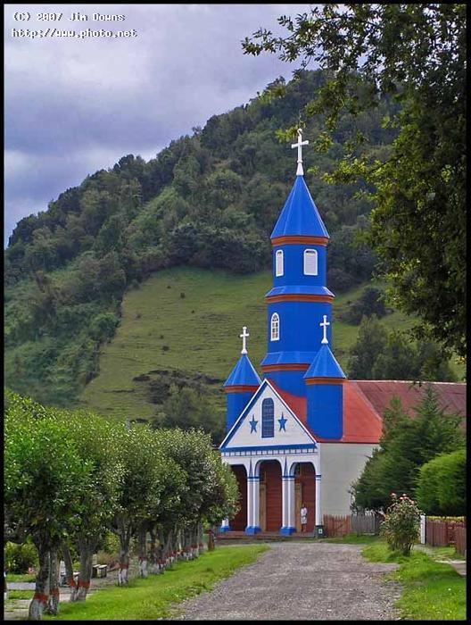 the wooden churches of chiloe islandchile chile seeking critique downs jim
