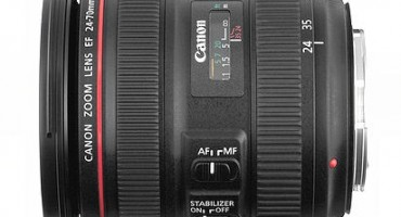 Canon EF 24-70/4L IS USM Review