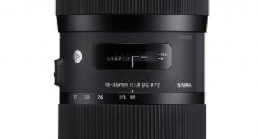 Sigma 18-35mm F1.8 DC HSM Lens Review