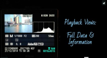 The DSLR's Multi-Selector and Playback Features (Video Tutorial)