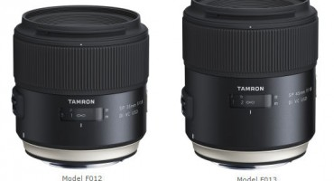 Tamron's Redefined SP Lenses: A First Look at the SP 35/1.8 and SP 45/1.8