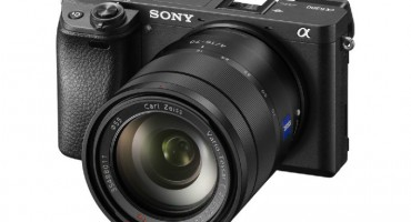 Sony Launches the a6300 with Blazingly Fast AF