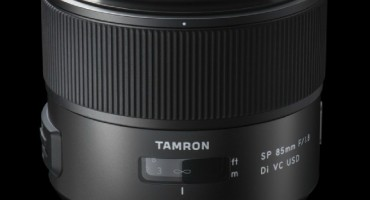 Portrait Lens Review: Tamron SP 85mm F/1.8