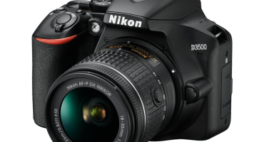 Nikon releases the D3500 digital SLR camera