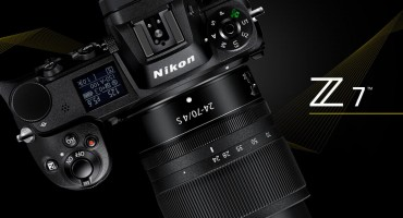 Nikon introduces the new Nikon Z mount system, and releases two full-frame mirrorless cameras: the Nikon Z 7 and Nikon Z 6