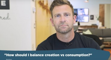 Balancing Consumption vs Creation