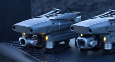 DJI Introduces Mavic 2 Pro And Mavic 2 Zoom: New Camera Drones