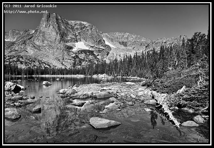 two rivers lake black and white gricoskie jared