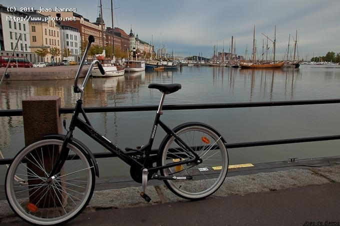 untitled bicycle helsinki harbour maritime barros joao
