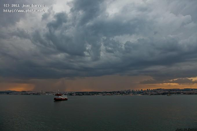 untitled clouds tagus river portugal lisboa lisbon sunset t barros joao