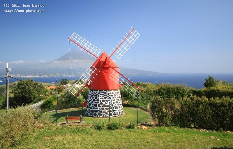 untitled faial azores windmill barros joao
