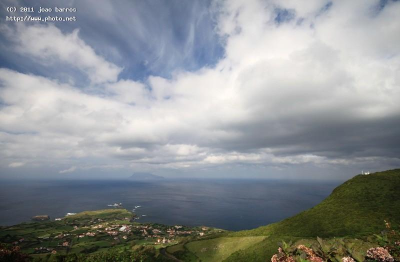 untitled flores clouds island azores barros joao