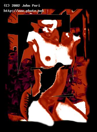 untitled johnperi artistic nudes abstract portrait glamour peri john