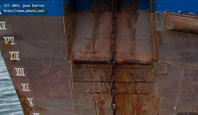 untitled ship rust maritime barros joao