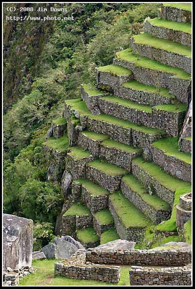 vegetable gardens at machu picchu sony a downs jim