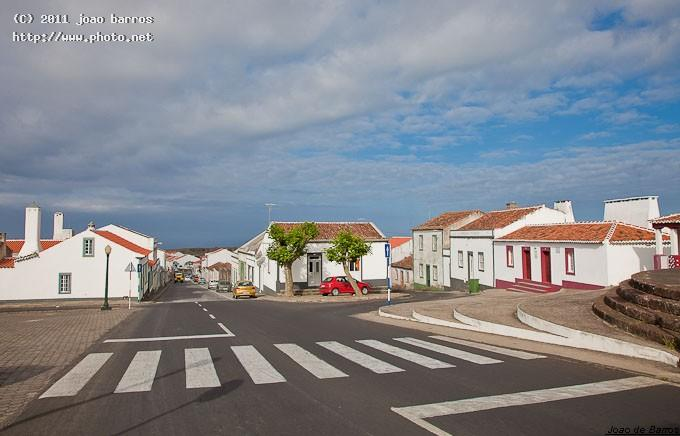 vila do porto island village azores architecture barros joao