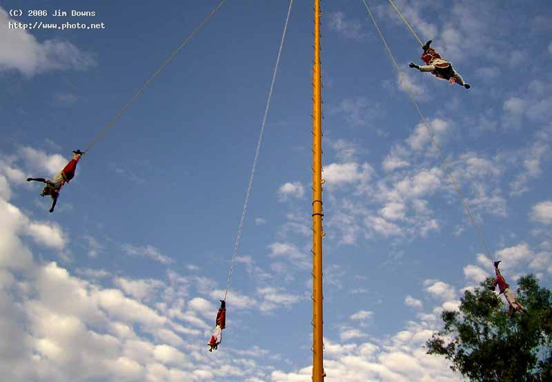 voladores of veracruz mexico seeking critique downs jim
