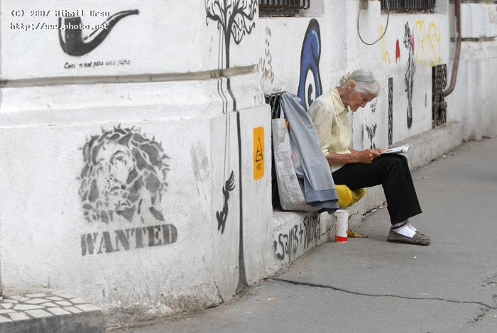 wanted or about an old woman in bucharest seeking critique ursu mihail
